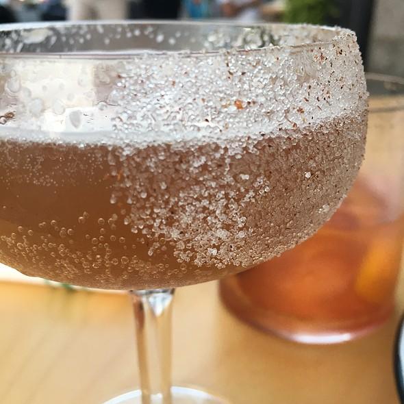 Aztec Siesta Cocktail @ Barrio Costero