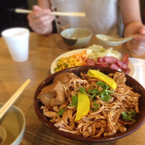 Chai-Yi Chicken Rice @ Sinbala