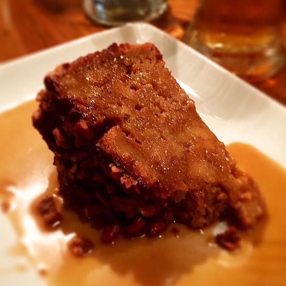 Sweet Potato Pecan Bread Pudding @ Zea Rotisserie & Grill