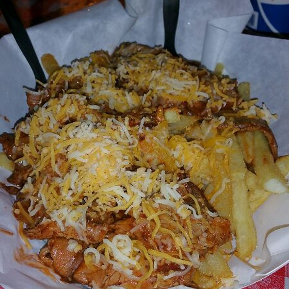 Cowboy Fries @ Ventura County Fairgrounds