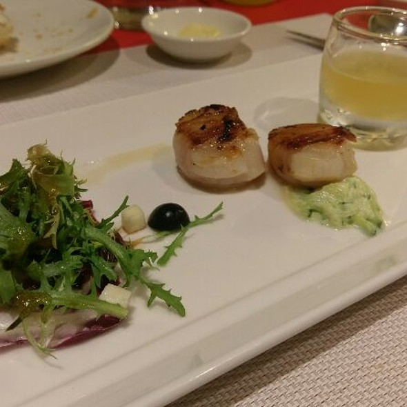 Salad @ 森米Sam&Amy歐陸創意料理