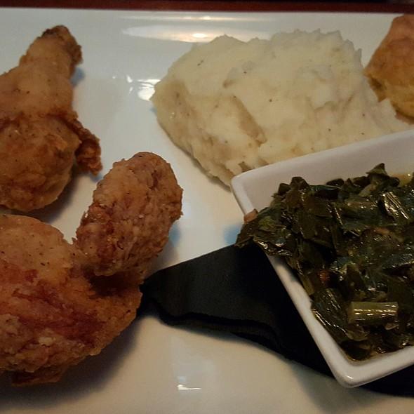 buttermilk fried chicken - Frank's Americana Revival, Houston, TX