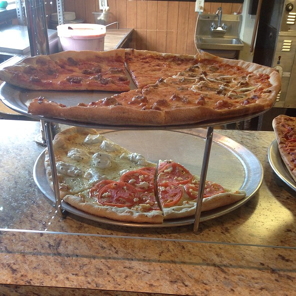 Assorted Pizza Slices @ Mama Maria's Pizzeria