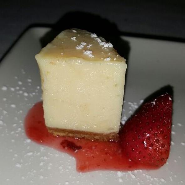 lemon tart - Mockingbird Bistro, Houston, TX
