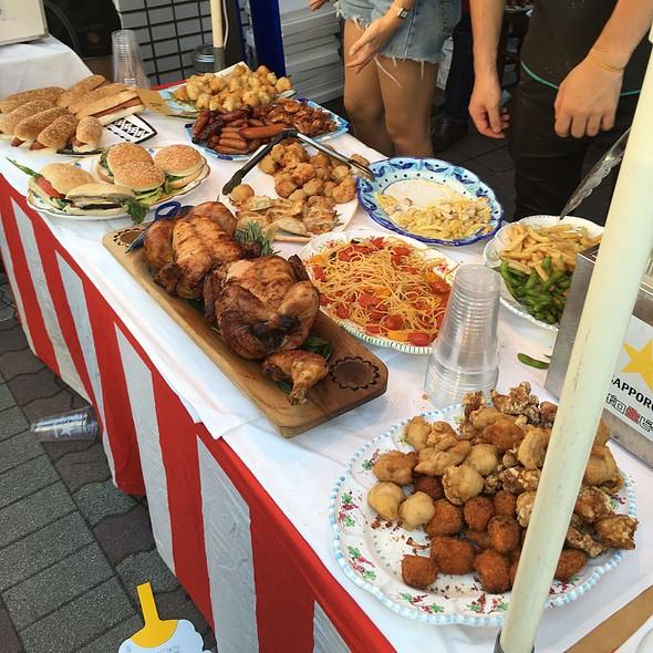 Food Assort @ Shi-No-Hashi Festival Food Vendor