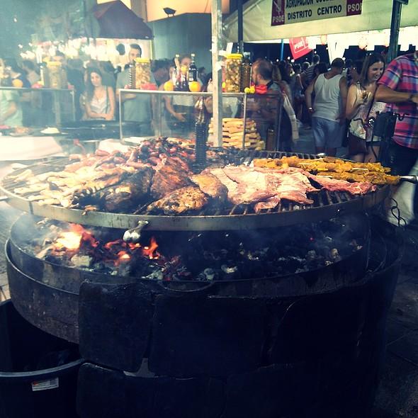 Meat @ Fiestas de San Cayetano