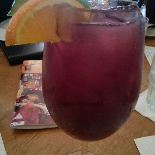 Sangria - Jake's Famous Crawfish, Portland, OR