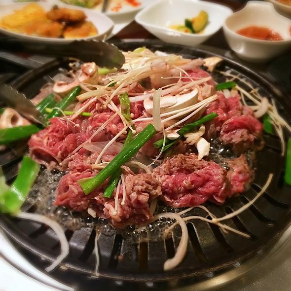 Bulgogi @ Dong Bang Grill