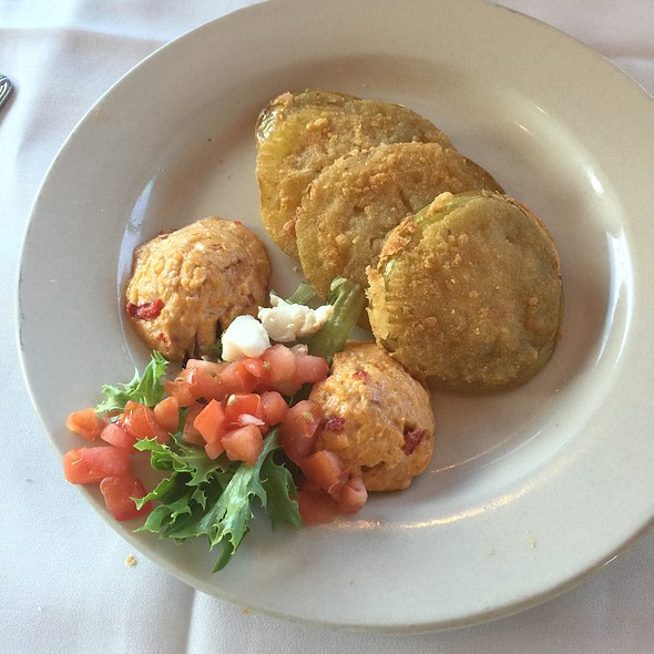 Fried Green Tomatoes @ Water's Edge