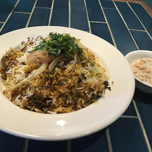Chicken Biryani @ Dum Indian Soul Food