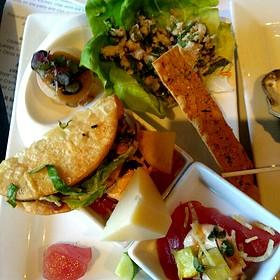 Intermission - The Kitchen Restaurant, Sacramento, CA