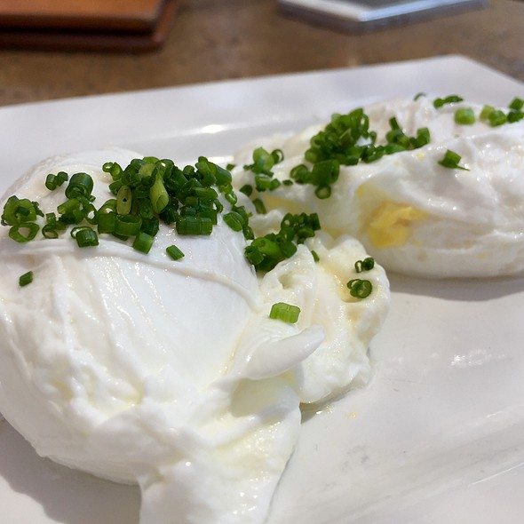 Poached Eggs @ HopScotch
