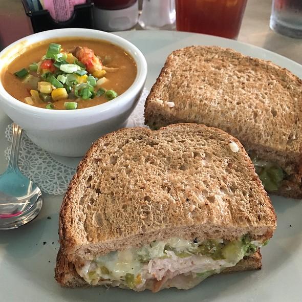 The Hatch Sandwich @ Trinity At City Beach