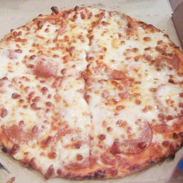 Pepperoni Feast Pizza @ Domino's Pizza