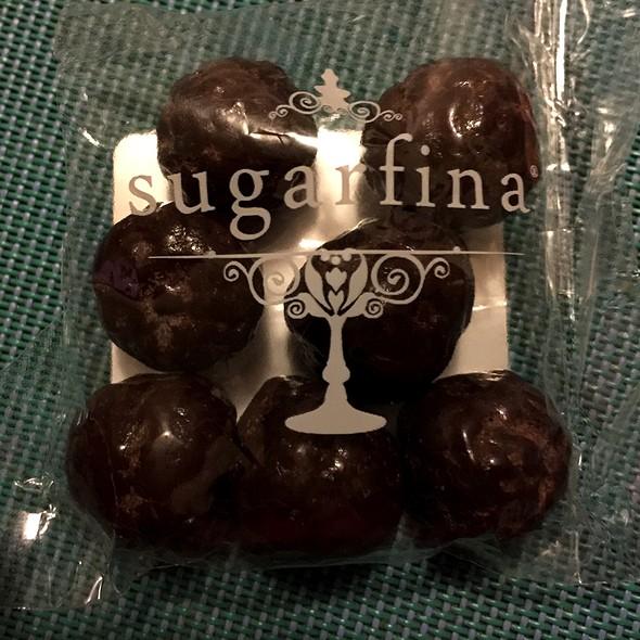 Single Malt Scotch Cordials @ Sugarfina