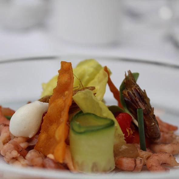 Shrimp Cocktail @ Sandton Restaurant Hotel De Nederlanden