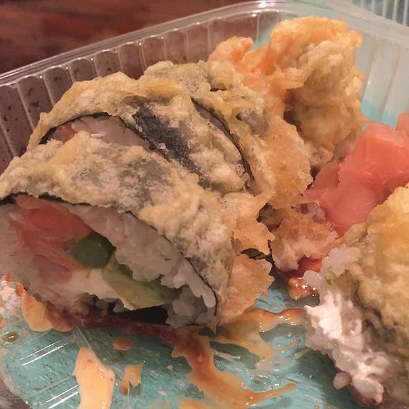 Tchoupitoulas Roll @ Geisha Sushi Bistro