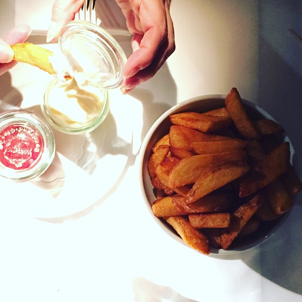 French Fries @ The Grand