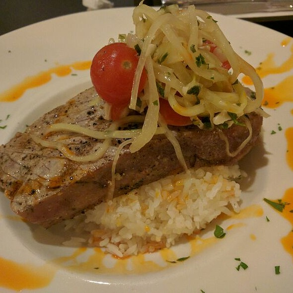 Ka'u Fish @ Ohelo Cafe