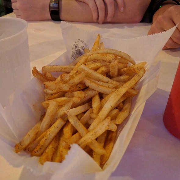 French Fries @ Crab Pad