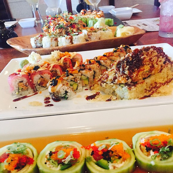 Zen Roll, Philly Roll, Lobster Roll & More