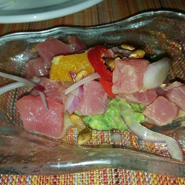 Tuna Ceviche - Churrascos - River Oaks, Houston, TX
