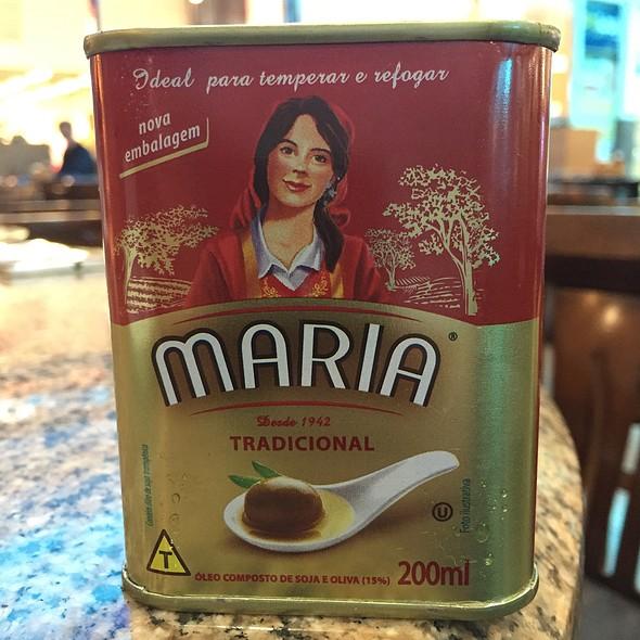 Azeite Maria