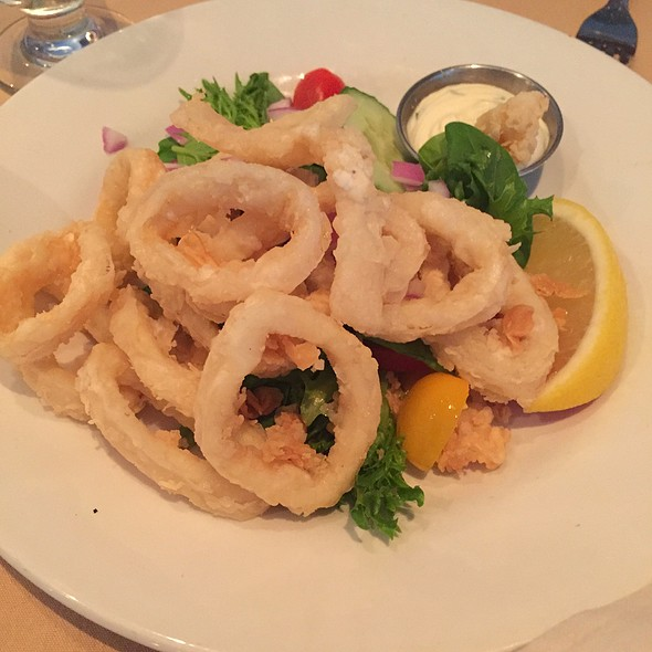 Onion Rings - SOLSTICE Restaurant & Wine Bar, Mississauga, ON