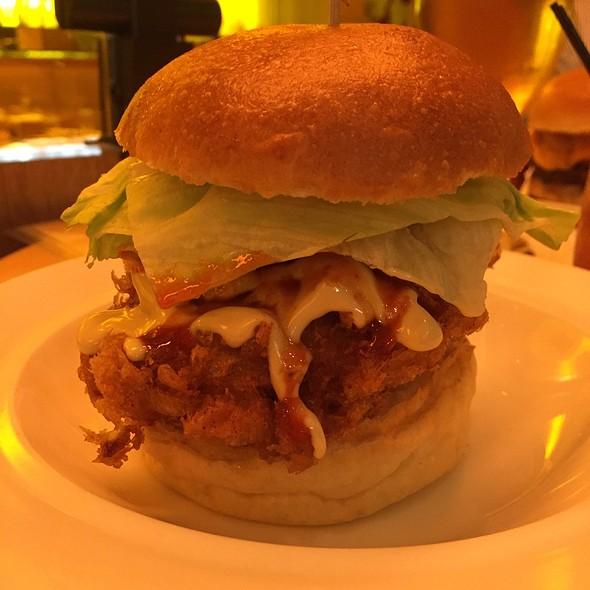 Fried Chicken Sandwich - Central Michel Richard, Washington, DC