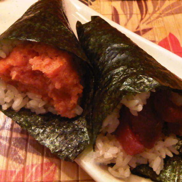 Hand Rolls @ Sushi a Go-Go