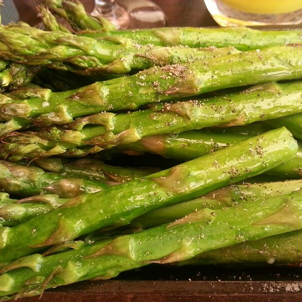 Roasted Sea Salt Asparagus