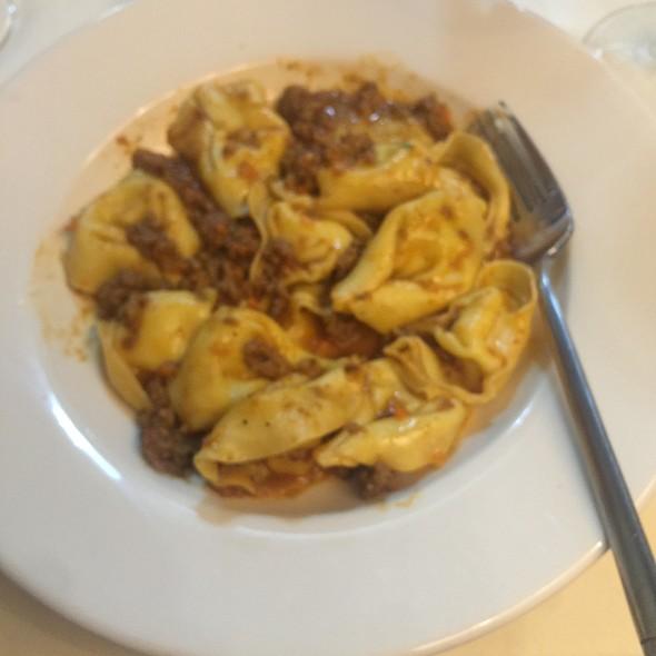 Tortellini Bolognese