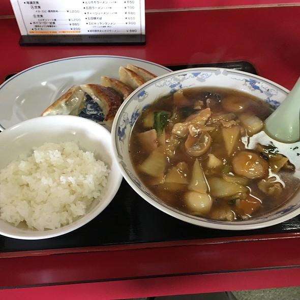 Bランチ @ 中華料理 海道