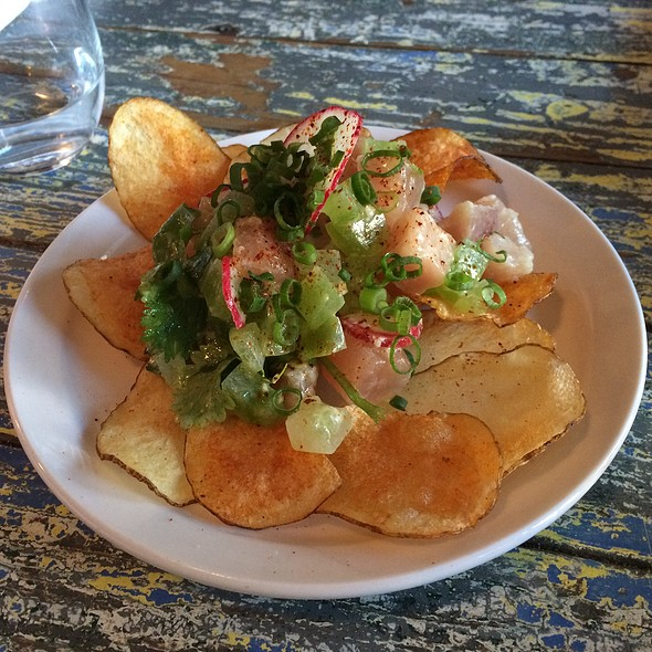 Ceviche @ Bellwoods Brewery