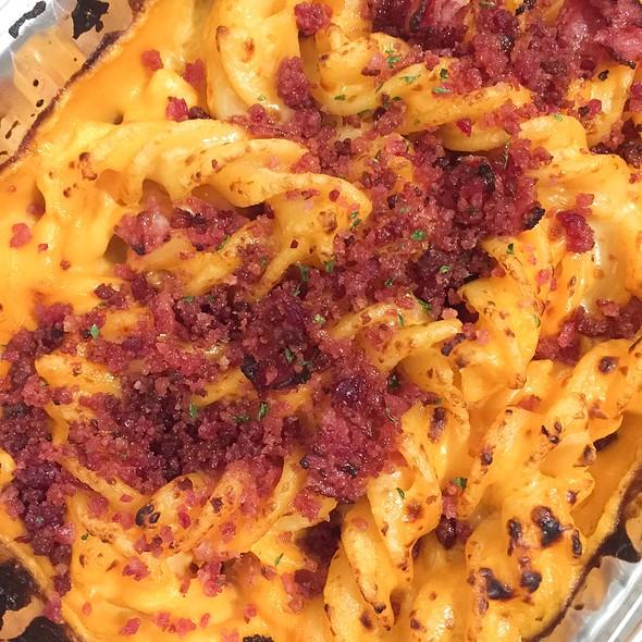 pepperoni cheese fusilli