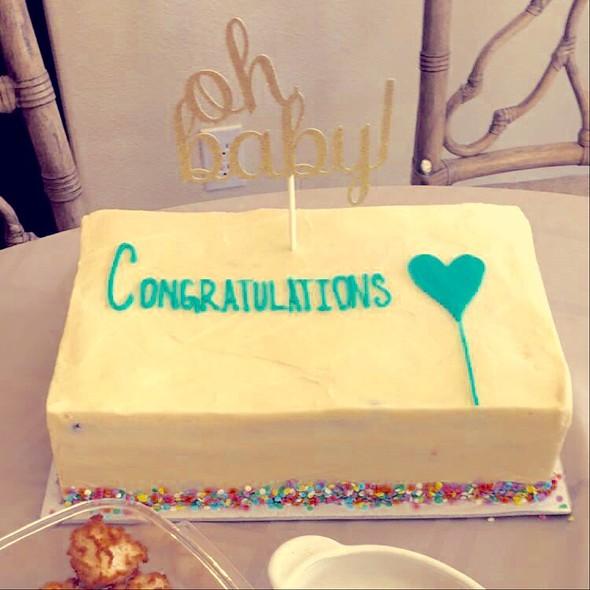 Marble Cake @ Susie Cakes