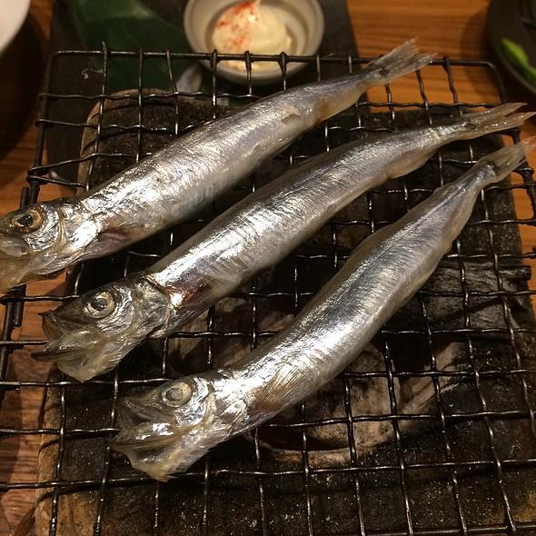 Grilled Mezashi @ わたみん家 勝田駅東口店