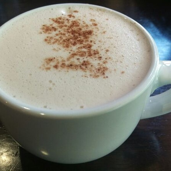Chai Latte @ Heavenly Bistro