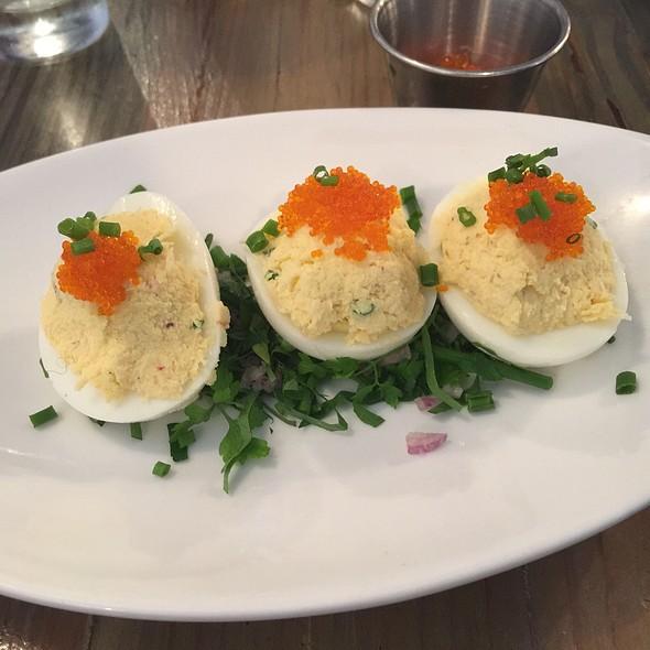 Deviled Eggs - Harper's Restaurant and Bar, Dobbs Ferry, NY