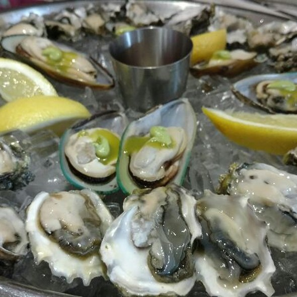 Oysters - Flying Fish, Seattle, WA