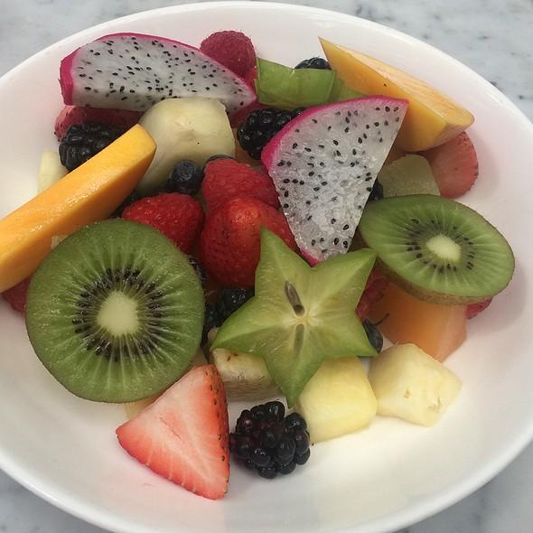 Fruit Plate @ Cecconi's