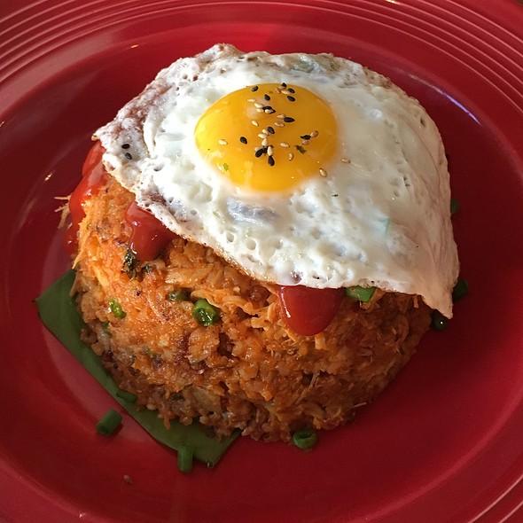 Kimchi Fried Rice @ Escala
