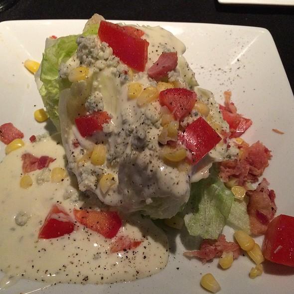 Wedge Salad w/ Blue Cheese @ Carolina Strip Club Steakhouse