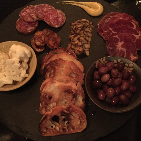 charcuterie @ The Creole