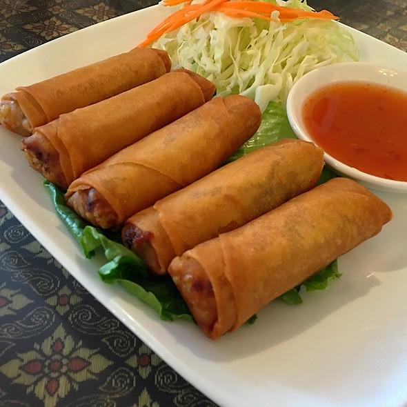 Spingrolls @ Thailand Cafe