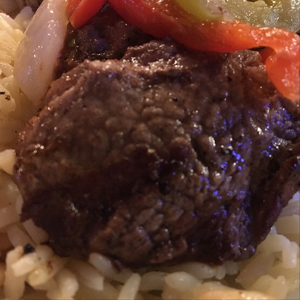 Sirloin Beef Tips @ Chelo's Hometown Bar & Grill