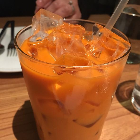 Thai Iced Tea @ Kin Khao