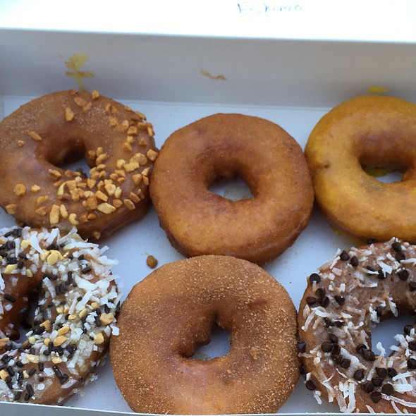 Donuts @ Fractured Prune