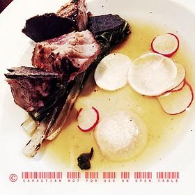 Wood-Grilled Yellowfin Tuna - Rappahannock