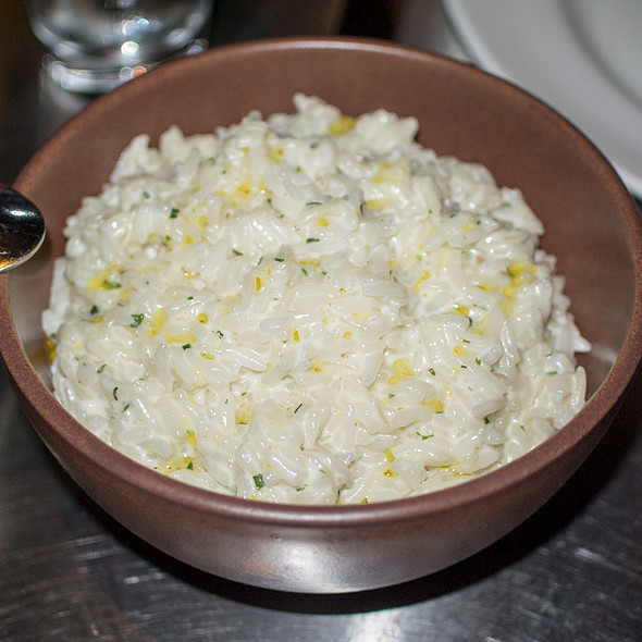 Garlic Rice - Ad Hoc, Yountville, CA